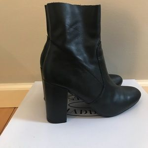 Steve Madden Miranda Leather Bootie wwGhs